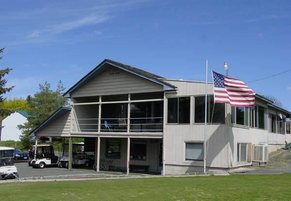 Harrington Golf & Country Club building