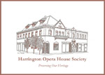 Harrington Opera House Society logo