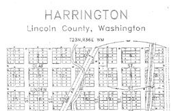 Harrington block map