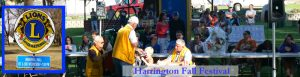 Harrington Lions Club - Fall Festival in the park