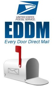 Mailbox - EDDM - Every Door Direct mail