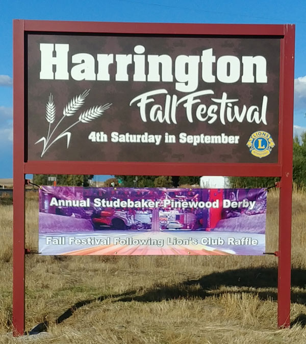 Harrington Fall Festival - 4th Saturday in September